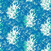 Seamless tropical vector pattern