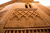 Aragon Teruel Los Amantes mausoleum in San Pedro Mudejar church Spain