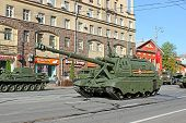 Military Parade Dedicated To Victory Day In World War Ii In Moscow