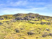 picture of sassy  - Landscape of rupestrian church - JPG