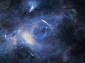 picture of big-bang  - Deep Space series - JPG