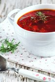 Red Beetroot Soup