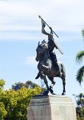 El Cid On Horseback Statue, Balboa Park