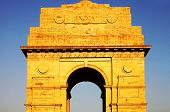 pic of india gate  - India Gate in New Delhi - JPG