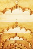 image of mughal  - Agra Red Fort - JPG