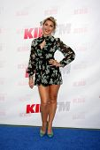 LOS ANGELES - MAY 10:  Emma Slater at the 2014 Wango Tango at Stub Hub Center on May 10, 2014 in Car