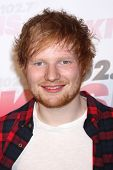 LOS ANGELES - MAY 10:  Ed Sheeran at the 2014 Wango Tango at Stub Hub Center on May 10, 2014 in Cars