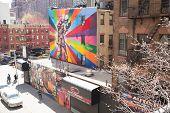 Art Along The High Line