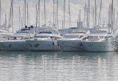 Yachts In Palma Marina