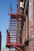 City Fire Escapes