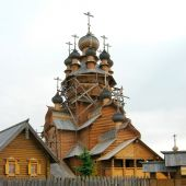 Wooden Church Of All Saints