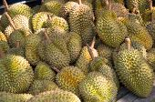 Durians, King Of Fruits