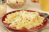 Hot Buttered Noodles