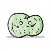 squash cartoon character