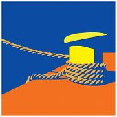 Knecht And Mooring Ropes