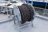 Nautical Mooring Rope