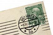 Salzburg Postmark