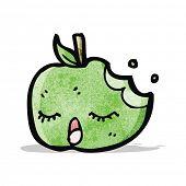 cute cartoon apple