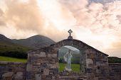 Holy Shrine At Croagh Patrick
