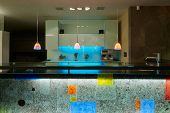 Interior design: Kitchen / Bar house