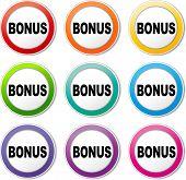 Bonus Icons