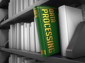 Data Processing - Title of Book.