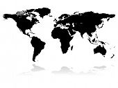 eatrh - continents