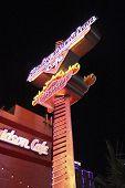 Las Vegas Harley Davidson Sign