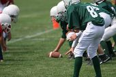 Line of Scrimmage (American Football)