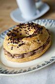 pic of brest  - French cake  - JPG