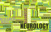 picture of neurology  - Neurology or Neurologist Medical Field Specialty As Art - JPG
