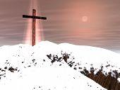 Snow Hill Cross