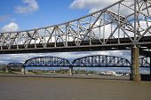 Bridges Between Kentucky And Indiana