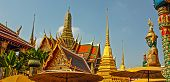 Постер, плакат: Temple of the Emerald Buddha