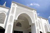 Kuala Lumpur-Moschee