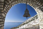 Bell Of Panagia Church, Mount Athos