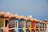 Spanish Housing Area