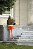 Orange Shorts poster