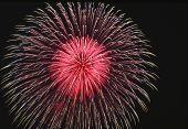 Mittsommer fireworks