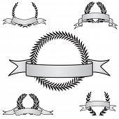 Vector Seals and Wreaths