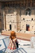 Le Theatre antique d ' Orange