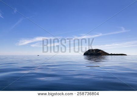 A Small Island In The