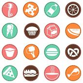 fresh food icons 2