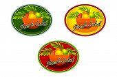 fruit bowl labels