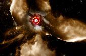 Star Dust Of Supernova