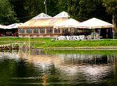 Cafe Years At Lake