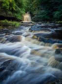 West Burton Waterfalls poster