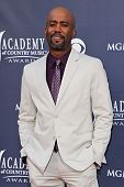 LAS VEGAS - APRIL 3 - Darius Rucker attends the 46th Annual Academy of Country Music Awards in Las V