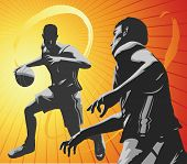 Basketball2drms poster