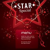 Vector Star  Special Menu